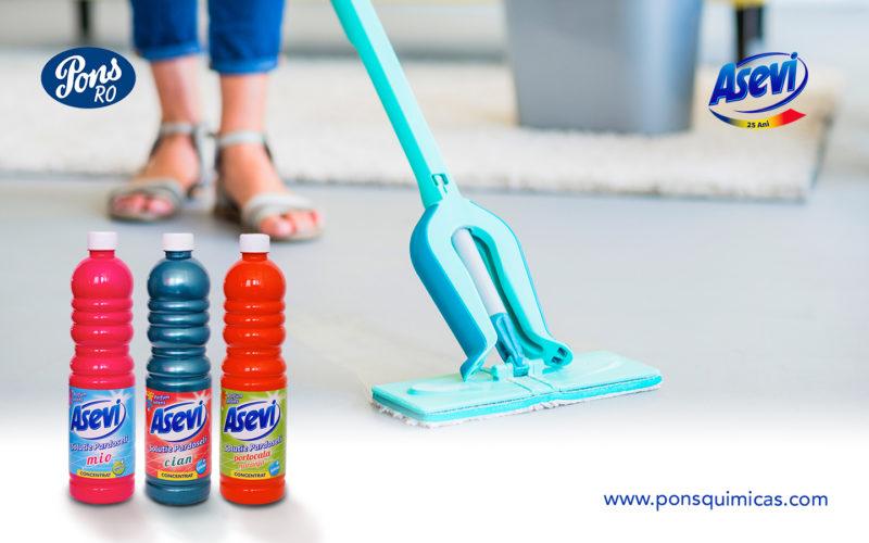 Cu ce curățăm pardoselile? Soluții profesionale sau homemade?
